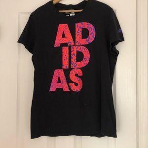Adidas Black XL T-Shirt